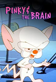 Pinky and the Brain Poster - TV Show Forum, Cast, Reviews