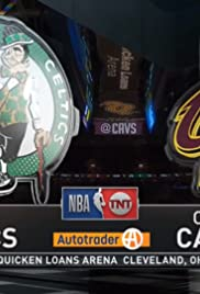 Boston Celtics vs. Cleveland Cavaliers; Houston Rockets vs. Golden State Warriors Poster
