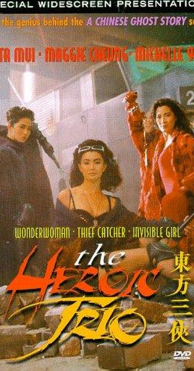 Đông Phương Tam Hiệp - The Heroic Trio (1993)