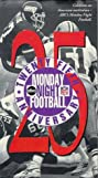 NFL Monday Night Football (1970) Poster