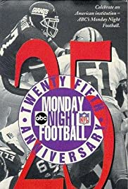 NFL Monday Night Football Poster
