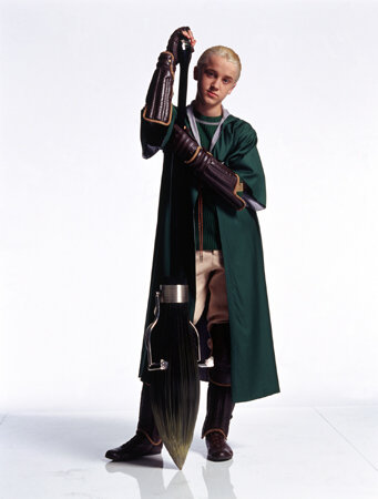 Tom Felton in Harry Potter and the Chamber of Secrets (2002)