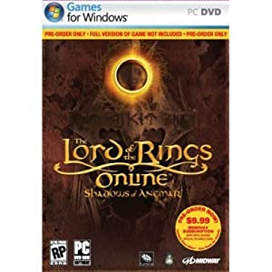 The Lord of the Rings Online online free