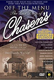 Off the Menu: The Last Days of Chasen's (1997)