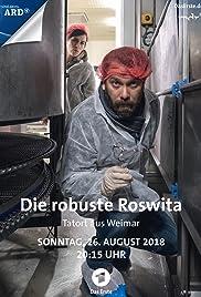 Die robuste Roswita Poster