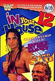 WWF in Your House: It's Time Poster