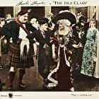 Charles Chaplin, Edna Purviance, and Mack Swain in The Idle Class (1921)