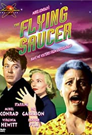 The Flying Saucer(1950) Poster - Movie Forum, Cast, Reviews