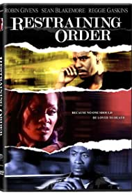 """Winner of the """"Best Feature Film"""" at the Hollywood Black Film Festival, Restraining Order stars Robin Givens as wife Diane McNeil whose confessions of her marital troubles to friend Russell Jenkins (Reggie Gaskins), stirs her husband Dontae's (Sean Blakemore) jealous anger.   Visit the official website at: www.restrainingordermovie.com"""