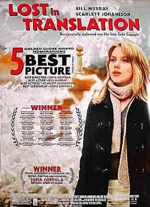 Lost in Translation (2003) BluRay Dual Audio Hindi 720p