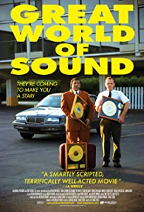 Latest torrent downloadable movies Great World of Sound by none [1020p]