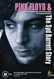 Syd Barrett: Crazy Diamond Poster