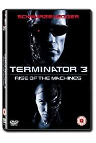 Arnold Schwarzenegger and Kristanna Loken in Terminator 3: Rise of the Machines (2003)