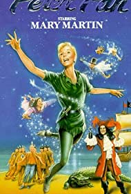 Peter Pan (1960) Poster - Movie Forum, Cast, Reviews