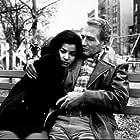 """Fort Apache, The Bronx,"" Paul Newman & Rachel Ticotin."