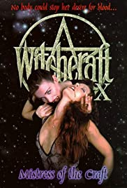 Witchcraft X: Mistress of the Craft Poster