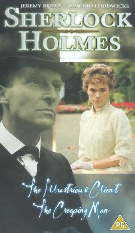 Jeremy Brett and Abigail Cruttenden in The Case-Book of Sherlock Holmes (1991)