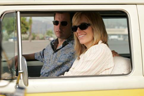 Toni Collette and Greg Kinnear in Little Miss Sunshine (2006)