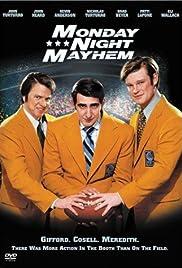 Monday Night Mayhem Poster