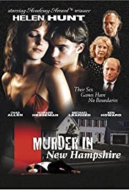 Murder in New Hampshire: The Pamela Wojas Smart Story(1991) Poster - Movie Forum, Cast, Reviews