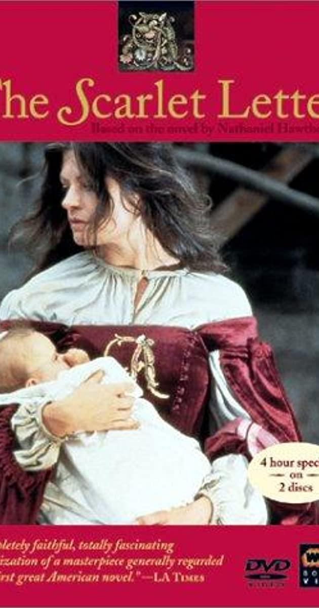 The Scarlet Letter TV Mini Series 1979