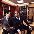 Kevin Eldon and Mark Williams in High Heels and Low Lifes (2001)