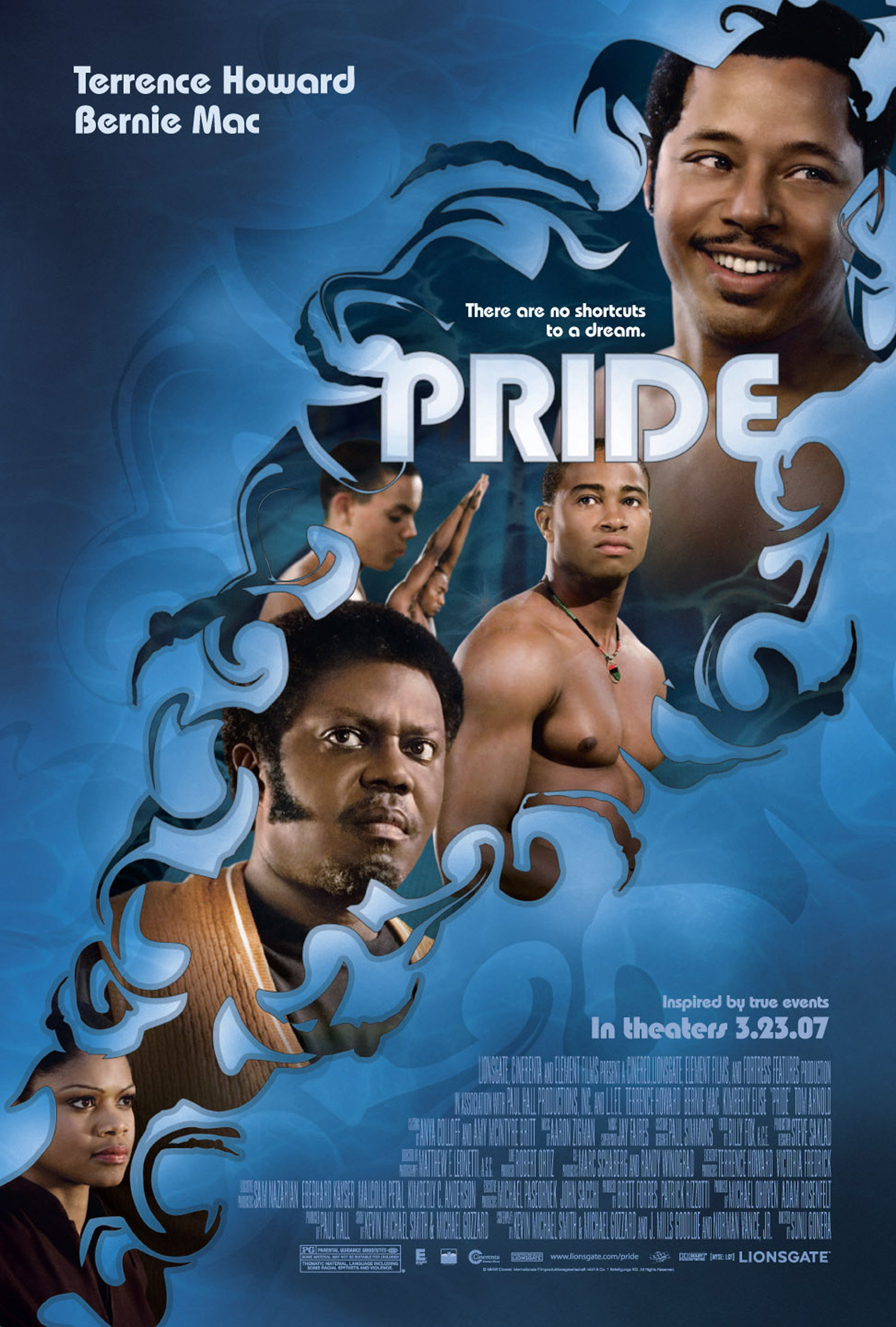 pride and glory 2008 cast