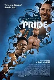 Terrence Howard and Bernie Mac in Pride (2007)