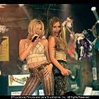 LeAnn Rimes and Violet duet
