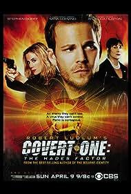 Mira Sorvino, Stephen Dorff, and Anjelica Huston in Covert One: The Hades Factor (2006)