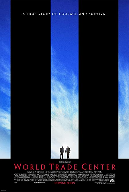 [PG-13] World Trade Center (2006) Dual Audio Blu-Ray - 480P   720P - x264 - 400MB   800MB - Download & Watch Online With Subtitle Movie Poster - mlsbd
