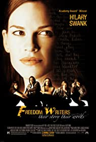 Hilary Swank, Mario, Hunter Parrish, April Hernandez Castillo, Jason Finn, and Jaclyn Ngan in Freedom Writers (2007)