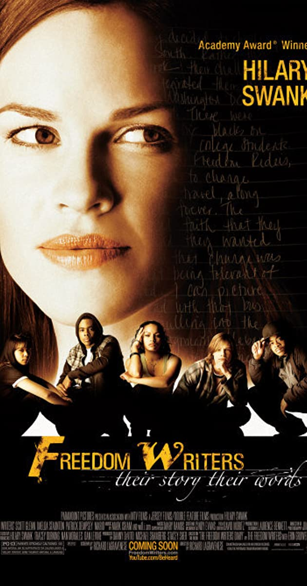 Freedom Writers 2007