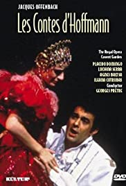 Les contes d'Hoffmann (The Tales of Hoffmann) Poster