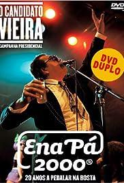 O Candidato Vieira Poster