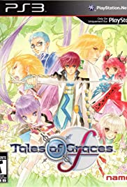 Tales of Graces f Poster