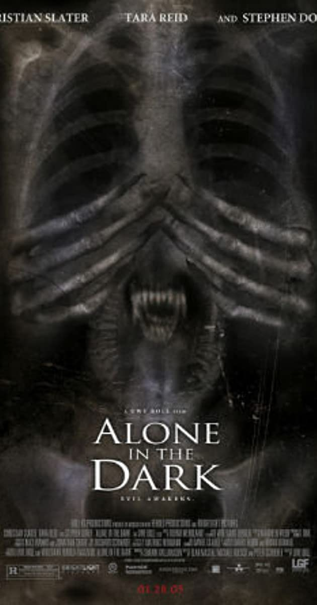 Alone In The Dark 2005 Imdb