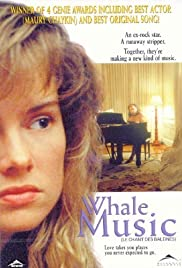 Whale Music (1994) Poster - Movie Forum, Cast, Reviews