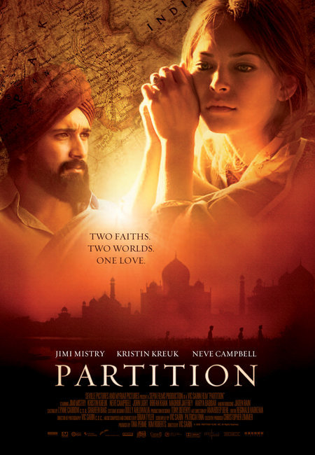 Partition (2007) Hindi Dubbed