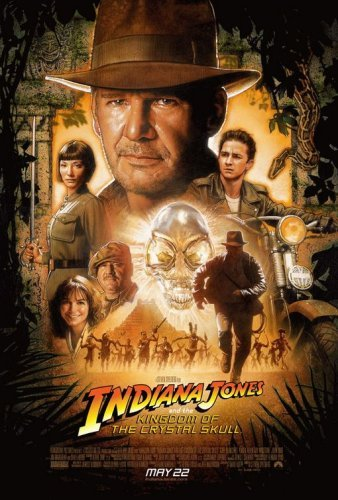 Harrison Ford, Cate Blanchett, and Shia LaBeouf in Indiana Jones and the Kingdom of the Crystal Skull (2008)
