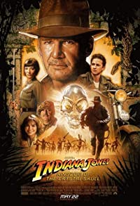 Primary photo for Indiana Jones and the Kingdom of the Crystal Skull