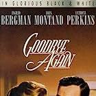 Ingrid Bergman and Yves Montand in Goodbye Again (1961)