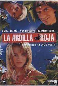 Nancho Novo and Emma Suárez in La ardilla roja (1993)