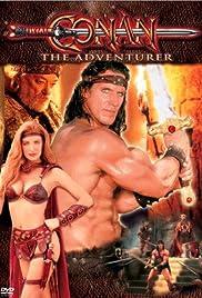 Conan Poster