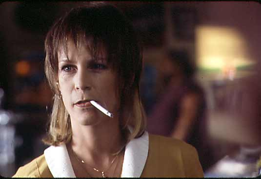 Jamie Lee Curtis appears as Rona