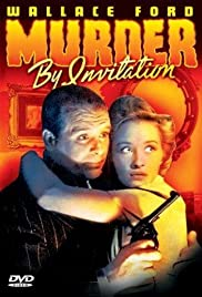 Murder by Invitation (1941) Poster - Movie Forum, Cast, Reviews