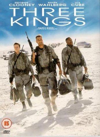 Three Kings (1999) Hindi Dubbed Movie