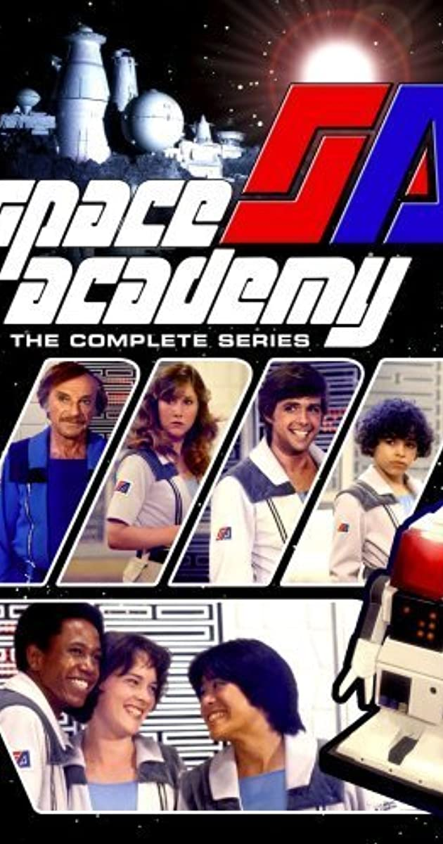 Book Cover Series Imdb : Space academy tv series imdb