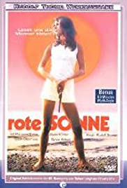 Rote Sonne Poster
