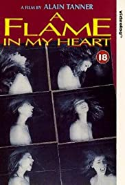 A Flame in My Heart Poster